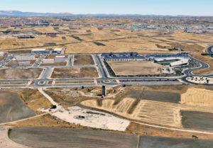 Parque empresarial y tecnológico PAU 5 PARLA