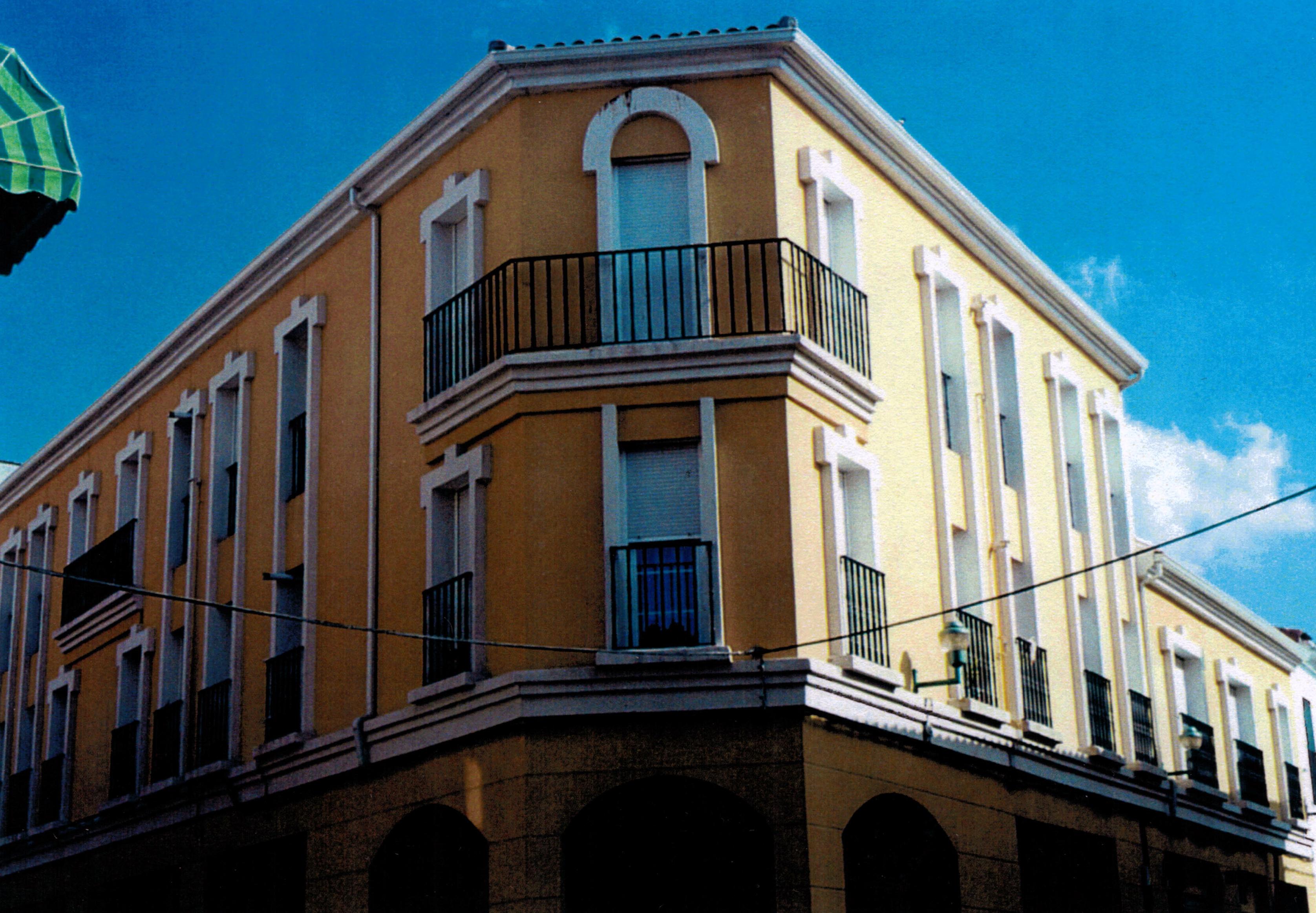 Calle Hospital 8 de Pinto